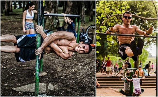 Conheça o Bodyweight, exercício baseado no peso corporal