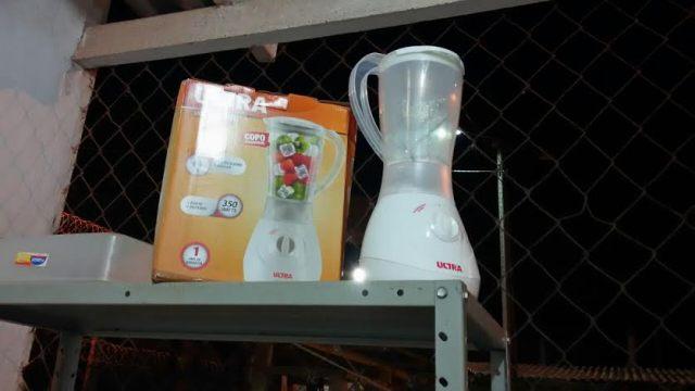 Imagens mostram eletrodomésticos em cela de ex-deputados estaduais
