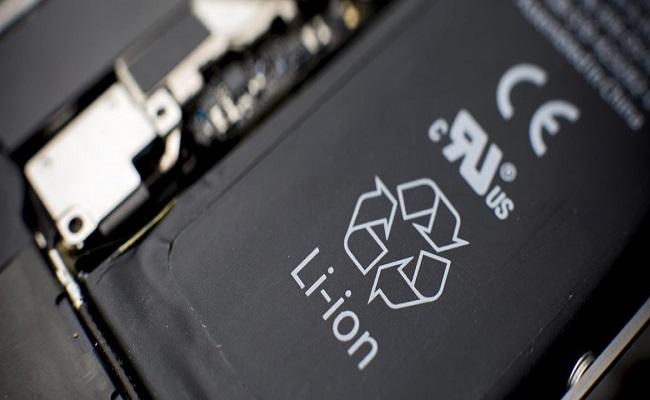Nova bateria tem armazenamento quatro vezes maior que as de íon-lítio