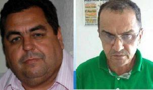Ex-deputados Amarildo Almeida e Natanael Silva