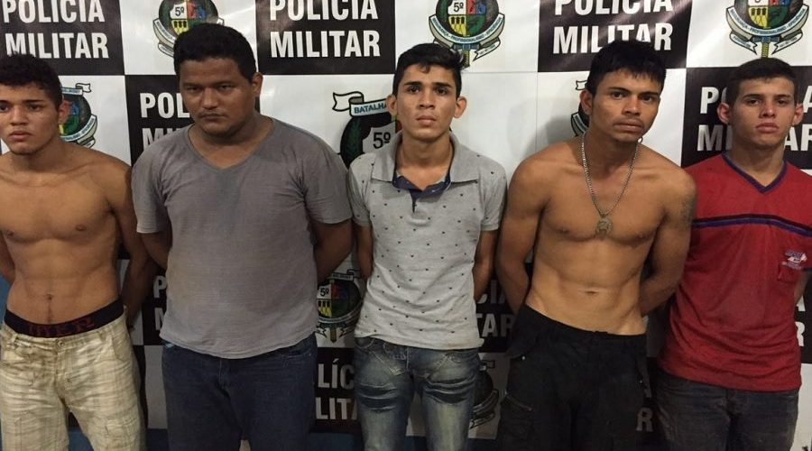 Bando preso por roubo e desmanche de motos é solto em menos de 24 horas, na capital