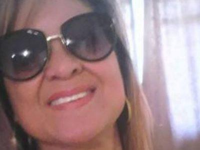 Teresa Espúrio, de 49 anos, morreu no local do crime