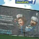 Outdoor faculdade São Lucas