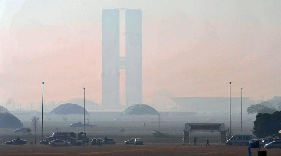 Tempo seco castiga o brasiliense; situação vai piorar no fim do mês