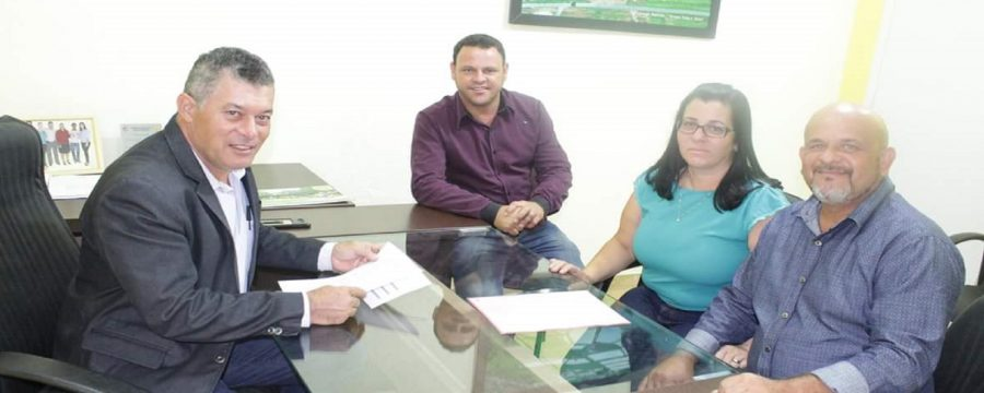 Deputado EdsonMartins garante benefícios ao município de Cujubim