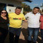 Deputado Edson Martins prestigia o lançamento oficial da Pré-Candidatura de Fábio Patrício em Cujubim