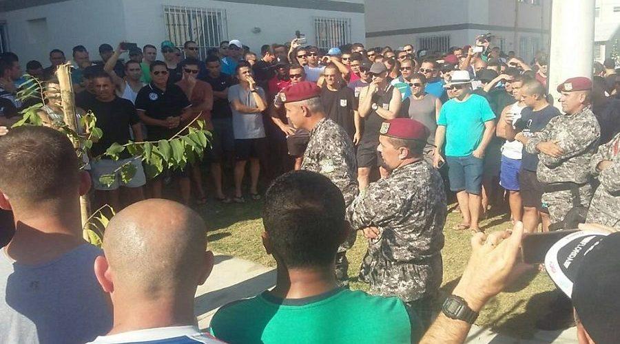 Agentes da Força Nacional ameaçam abandonar segurança da Olimpíada