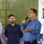 Deputado Maurão participa de convenções durante o final de semana