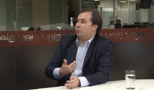 Rodrigo Maia diz que não quer a pecha de que ajudou nem que prejudicou Cunha