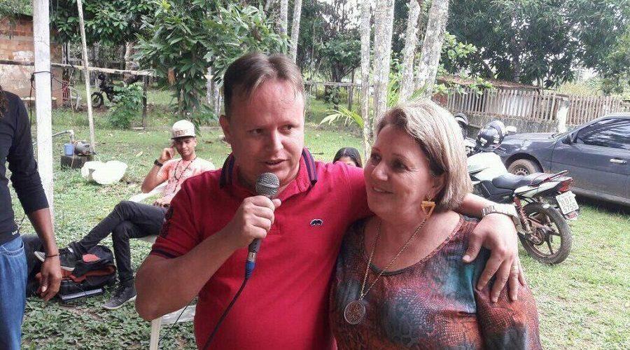 Rose Sena, acusada de manobrar processos licitatórios na Caerd, lança pré-candidatura a vereadora em Porto Velho