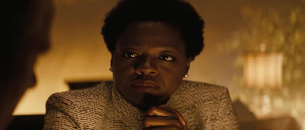 """Foi difícil retratar minha personagem, diz Viola Davis sobre """"Esquadrão Suicida"""""""