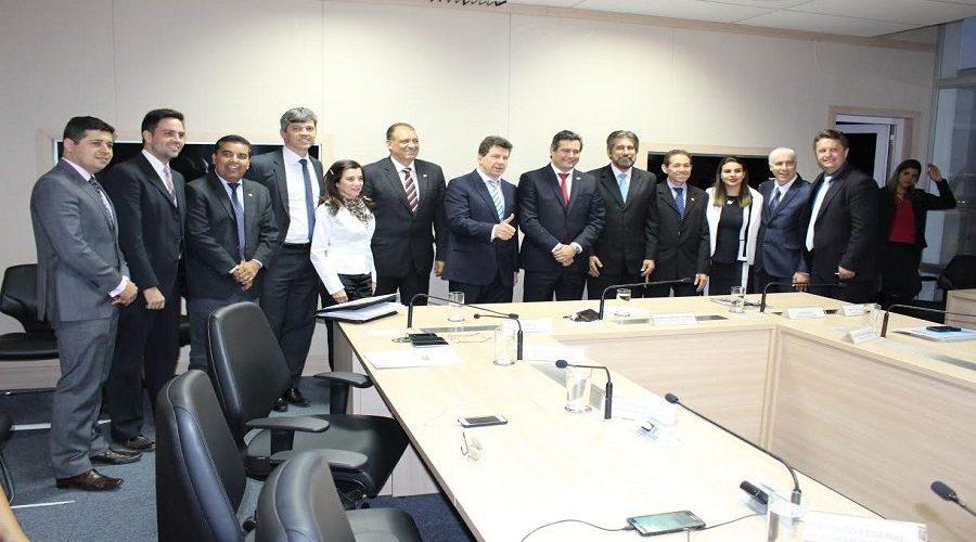 Ministério dos Transportes vai priorizar grandes obras de infraestrutura em Rondônia