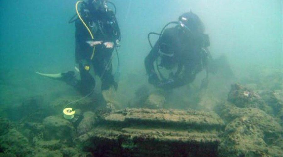 "Arqueólogos desvendam mistério de ""cidade"" submarina na Grécia"