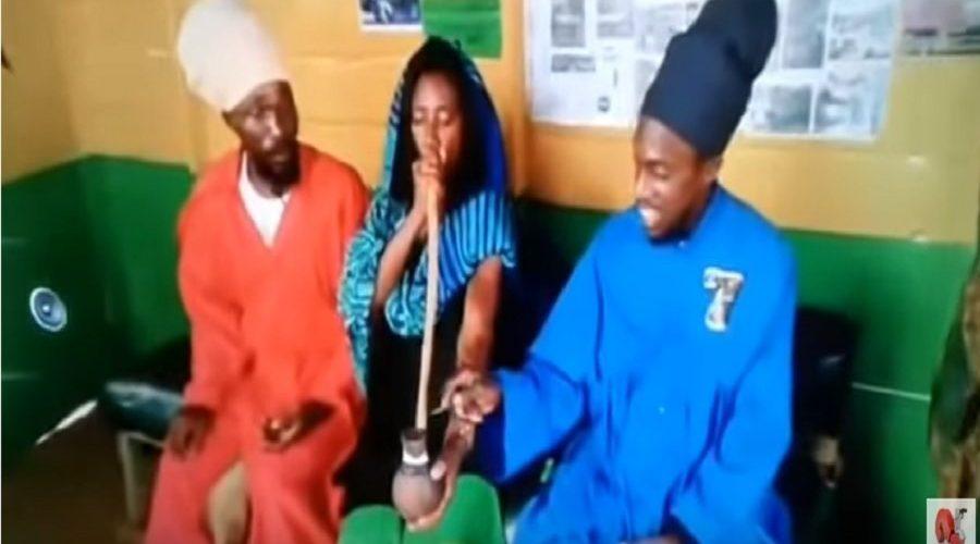 Glória Maria fuma maconha na Jamaica e quebra a internet; assista!