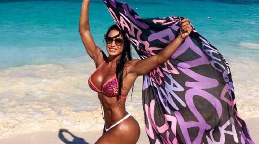 """""""Anal eu gosto, o Belo não"""", diz Gracyanne Barbosa em entrevista"""