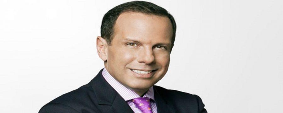 Doria anuncia Bruno Covas como vice em chapa do PSDB à prefeitura