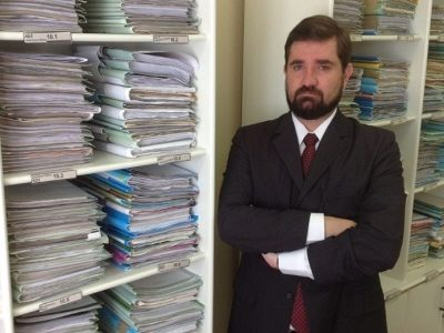 Fernando Cordioli Garcia, do TJSC