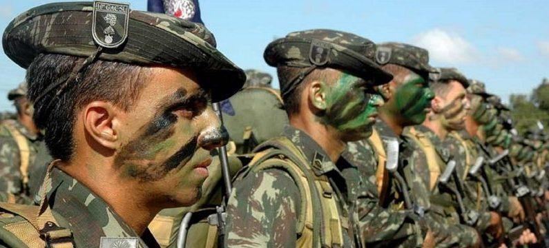 Militares entrarão na reforma da Previdência. Governo quer regra única