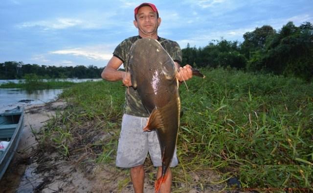 pescaria guaporé