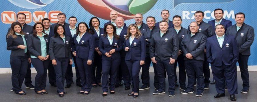 Jornalistas da Record vão cobrir a Olimpíada do Rio de ônibus