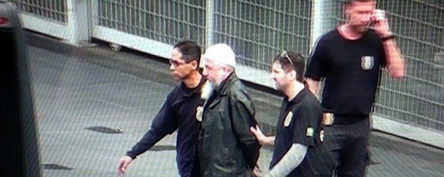Suspeitos de terrorismo estão presos no presídio federal de Campo Grande