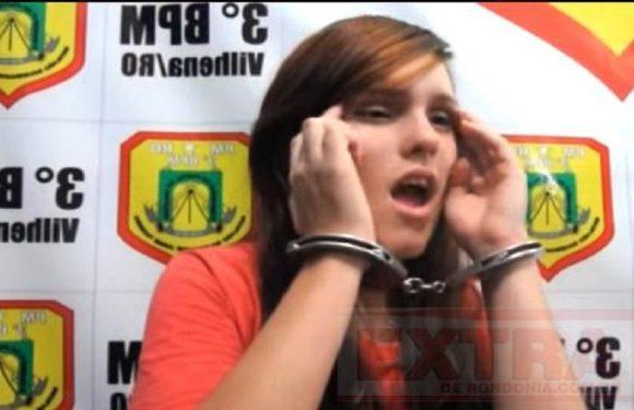 Familiares fazem manifestação em julgamento de jovem que matou o namorado durante relação sexual