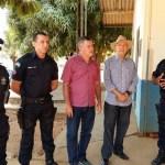 Edson Martins assegura emenda para quartel da PM em Mirante da Serra