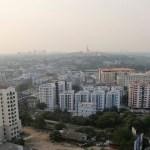 Myanmar registra terremoto de 6.8 graus na capital