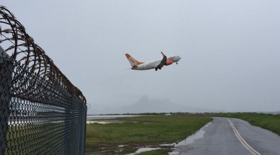 Aeroporto Santos Dumont vai fechar das 12h40 às 17h10 até 18 de agosto