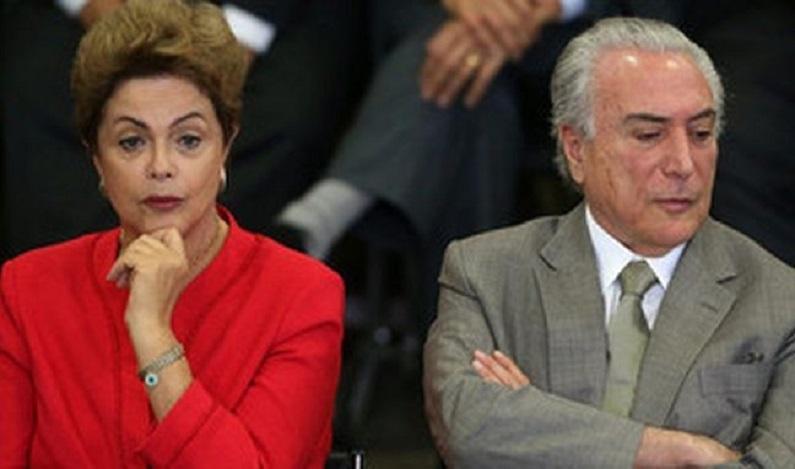 Empresas que atuaram na campanha Dilma/Temer sofrem devassa da PF