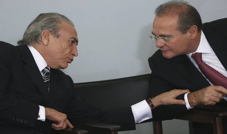 O Antagonista confirma PAINEL POLÍTICO: Renan quer ser ministro da Justiça