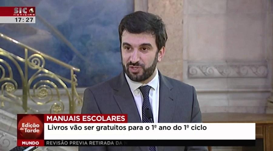 Ministro de Portugal é roubado em Ipanema