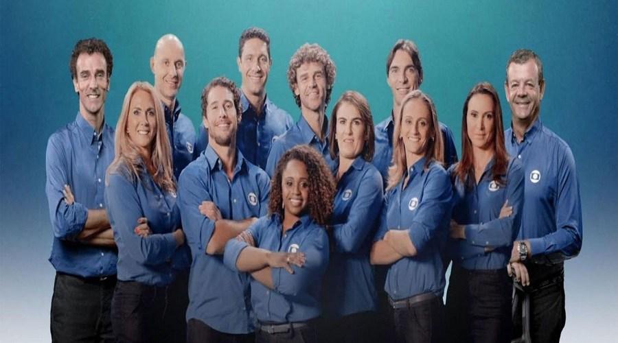 Globo inclui famosos na cobertura das Olimpíadas, mas passa vexame