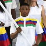 Atleta que foi porta-bandeira na abertura é preso no Rio acusado de estupro