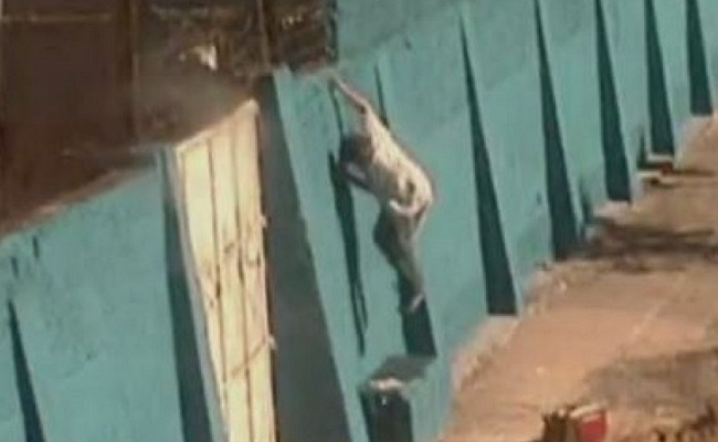 Preso escapa da cadeia, volta para buscar algo e é capturado