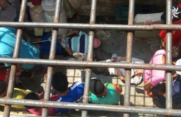 Governo cede em todos os pedidos e presos encerram rebelião em Ariquemes