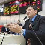 Cleiton Roque requer telefonia móvel para distritos
