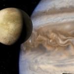 Nasa diz que pode haver vapor de água em lua de Júpiter