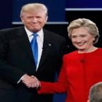 Hillary e Trump discutem empregos e impostos em primeiro debate na TV