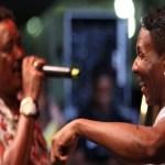 'É o Tchan' lança duas músicas e anuncia show de Léo Santana