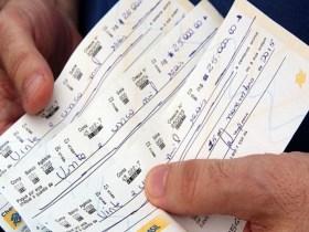 Porcentual de cheques devolvidos atinge 2,19%, diz Serasa