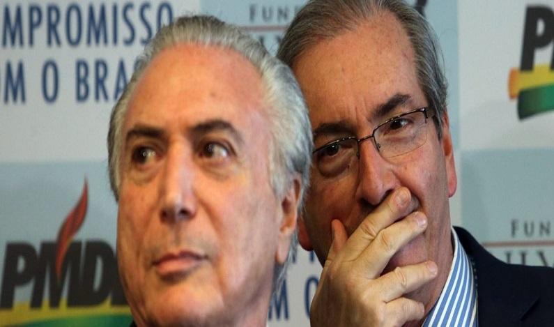 Cunha 'mantém influência e indicou cargos do governo Temer', diz PGR