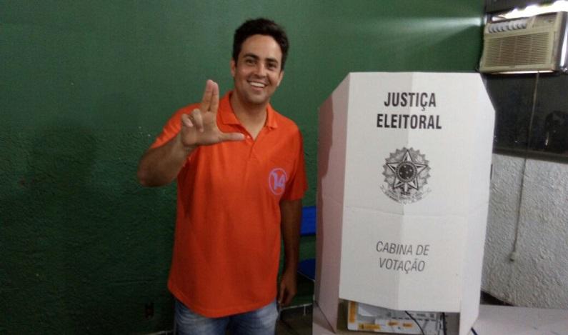 """""""A decisão do povo é soberana"""", afirma Léo Moraes"""
