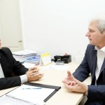 Presidente da Assembleia discute com Sebrae apoio para os municípios