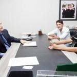 Maurão de Carvalho recebe pedido para apoiar Castanheiras
