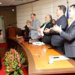 Maurão prestigia posse do novo desembargador do Tribunal de Justiça
