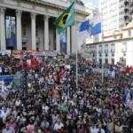 Servidores da Justiça do Rio de Janeiro começam greve de 24 horas
