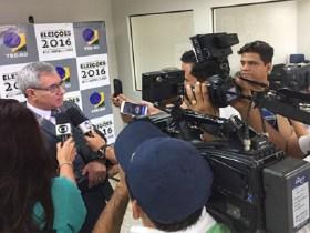 Novo prefeito deve ser conhecido às 18 horas, avalia TRE