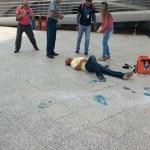 Urgente: acidente no CPA
