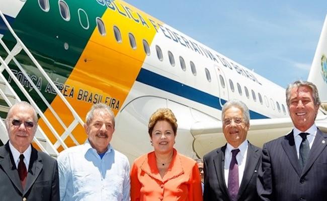 Todos os presidentes do Brasil estão sob investigação policial